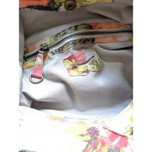 Anthropologie Bags - Tropical Leather l Anthropologie